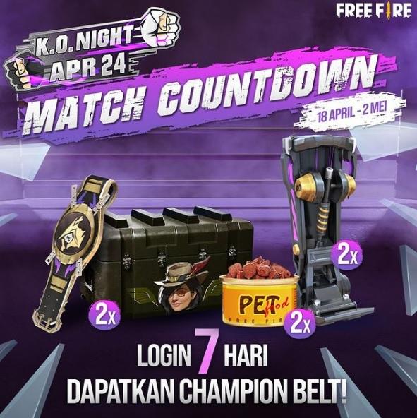 Match Countdown