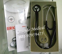 Isi Paket Stetoskop Precise ERKA Germany
