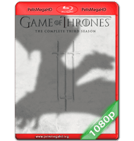 GAME OF THRONES: TERCERA TEMPORADA COMPLETA (2013) FULL 1080P HD MKV ESPAÑOL LATINO