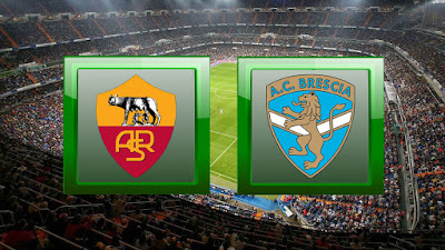 مشاهدة مباراة روما وبريشيا بث مباشر اليوم 24-11-2019 في الدوري الايطالي