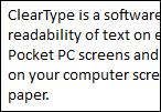 Cách tăng độ sắc nét của phông chữ trên Windows