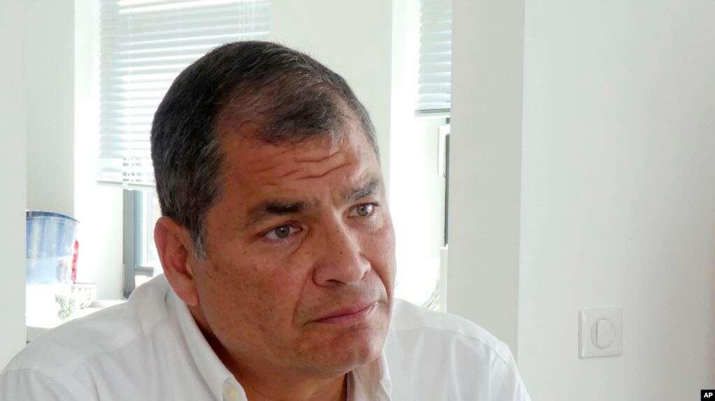 La fiscal general Diana Salazar hizo el pedido a la jueza Daniela Camacho, quien investiga un supuesto pedido de fondos y aportes irregulares para el movimiento político Alianza País / AP
