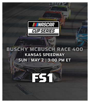 #NASCAR Cup Series - Pre Race Facts