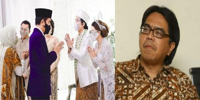 Ade Armando Malah Bongkar Perusahaan Raksasa Swasta yang Diuntungkan dari Pernikahan Atta-Aurel