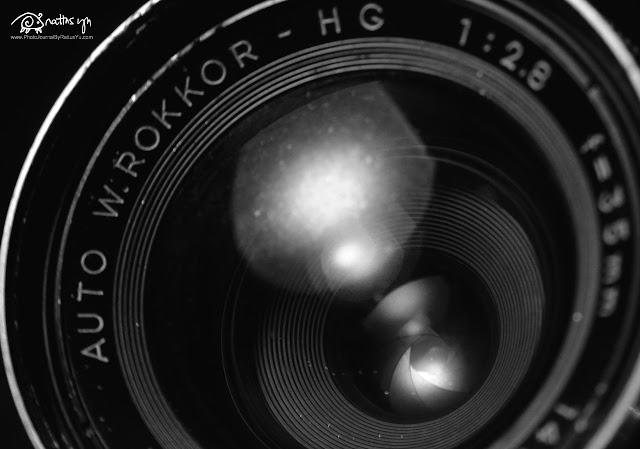 Minolta W.Rokkor HG 35mm f/2.8 (1965/6 Version)