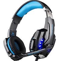 KOTION Auriculares Gaming Bass