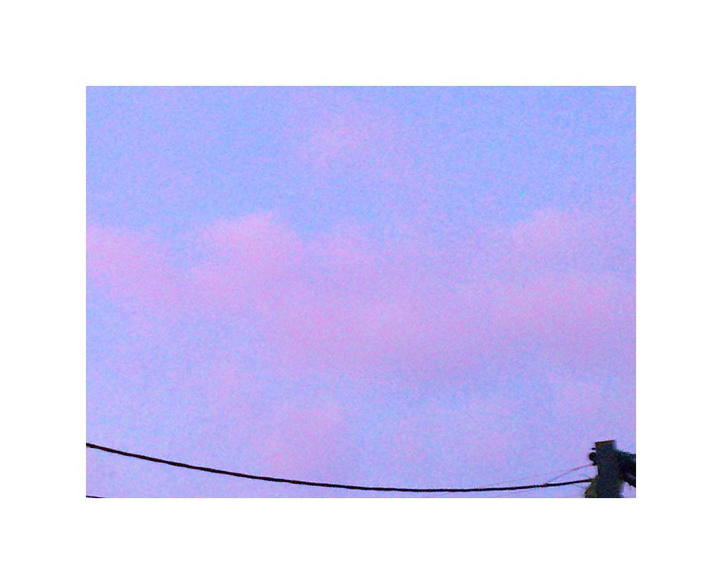 Evening Sky II, Twilight Pending 05
