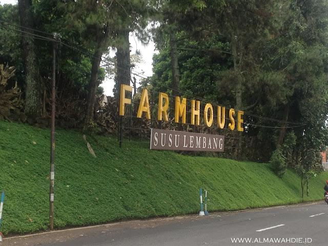 rute ke farm house bandung