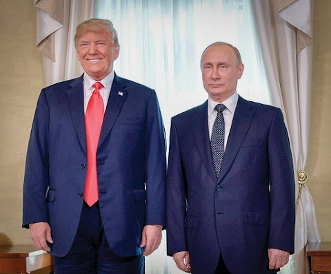 Érik a Putyin-Trump találkozó