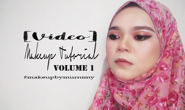 [Video] Makeup Tutorial Volume 1