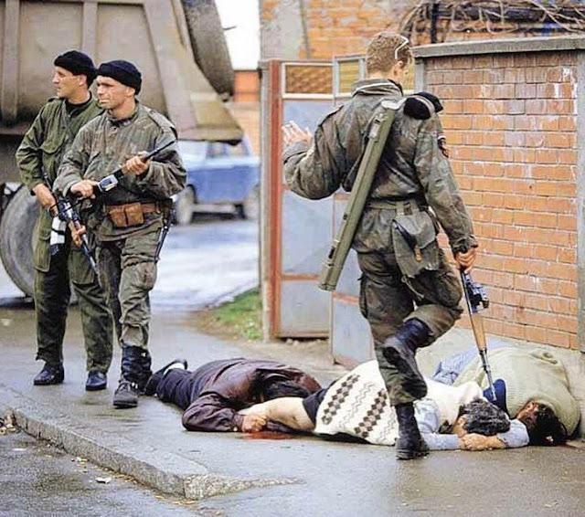 بحث حول حرب البوسنة والهرسك