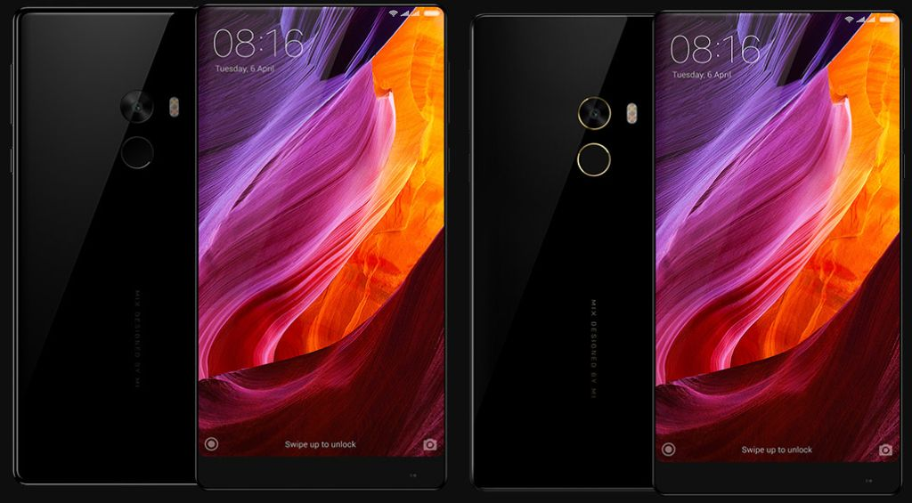 Xiaomi Mi MIX (2016) with Specifications and Prices