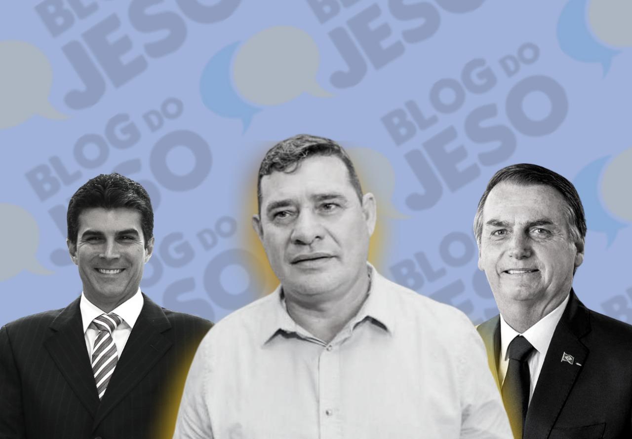 Pandemia em Rurópolis: Taká tem avaliação positiva de 50%; veja a de Helder e Bolsonaro
