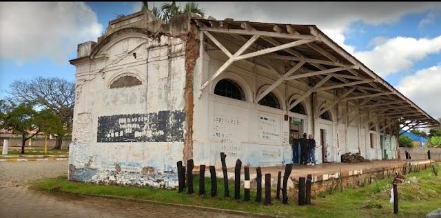 CRONICA/OPINIÃO - J Barreto - Velha Estação