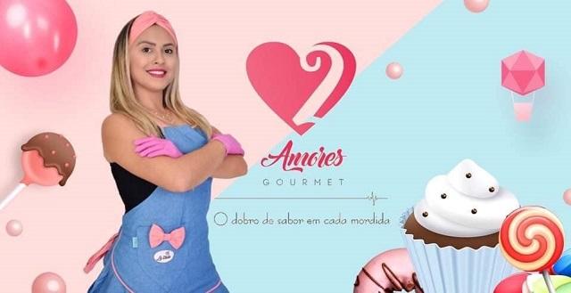 """Julyana Natália Shimabukuro da """"Amores Gourmet"""""""