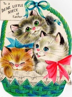 easter kitties