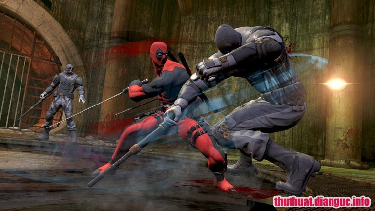 Download game Deadpool Full Cr@ck Fshare