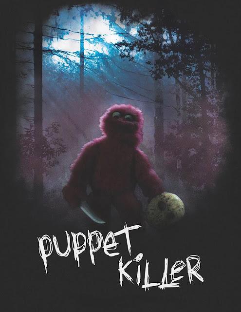 Puppet Killer Poster