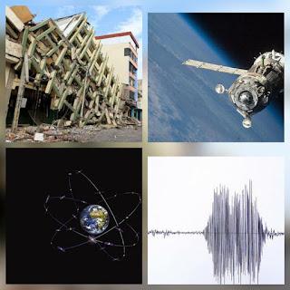 Equipo de científicos crean sistema para predecir terremotos desde el espacio.