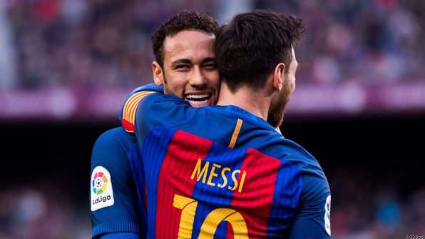 Messi : Some Barcelona Members Opposed Neymar Move