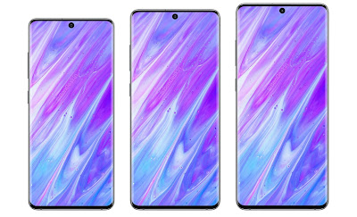 """Samsung's new """"SAMOLED"""" displays could come with Galaxy S11 series"""