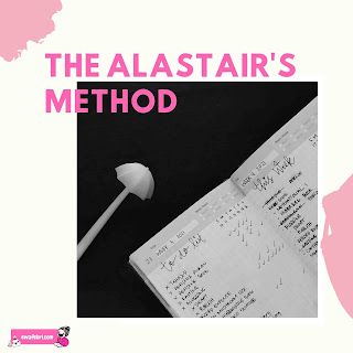 The Alastair's Method Bullet Journal