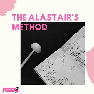 The Alastair's Method Bullet Journal