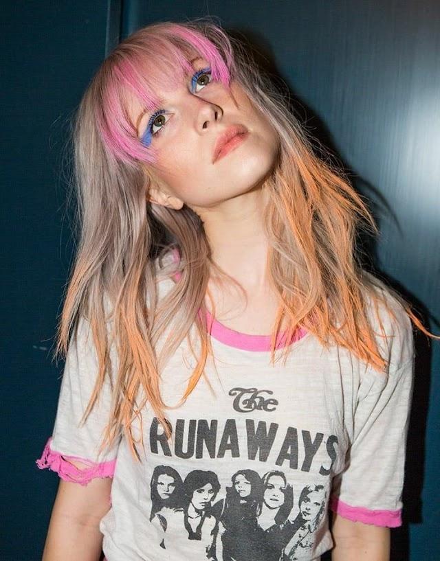 Primeira música do disco solo de Hayley Williams, do Paramore já tem data de estréia