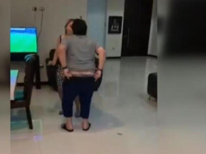 Maradona bailando se hace viral