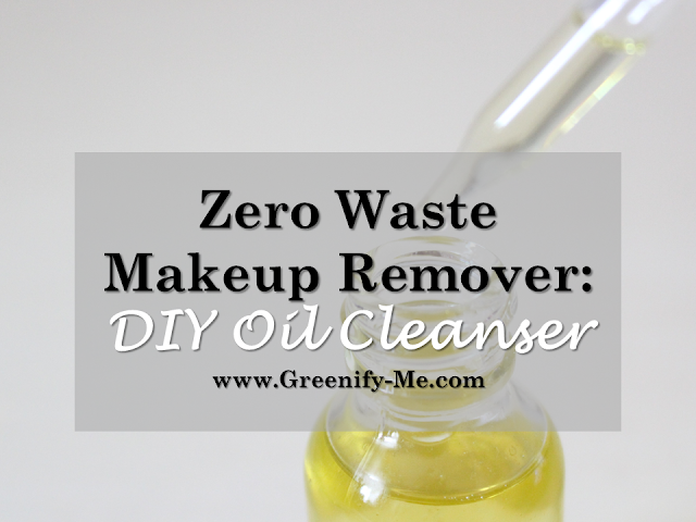 zero waste makeup remover
