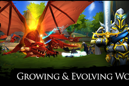 AdventureQuest 3D v1.0.0 Apk Full Version