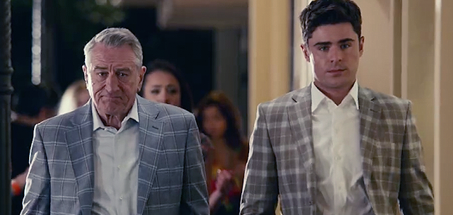 Zac Efron şi Robert De Niro în comedia Dirty Grandpa