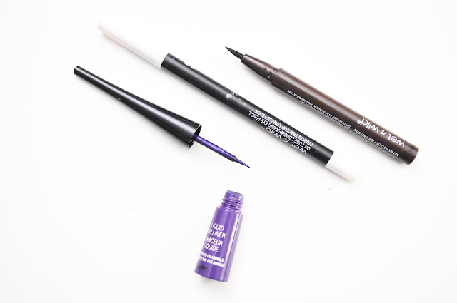 Line Art Matte Eyeliner : Fun size beauty: three things: wet n wild on edge long wearing eye