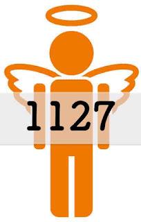 エンジェルナンバー 1127