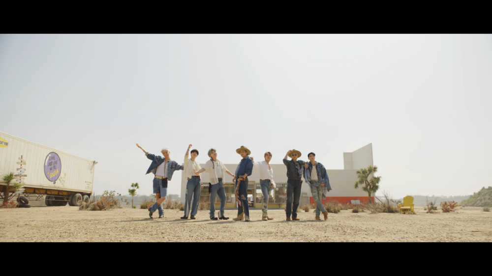 BTS Releases 'Permission To Dance' MV Teaser Written by Ed Sheeran