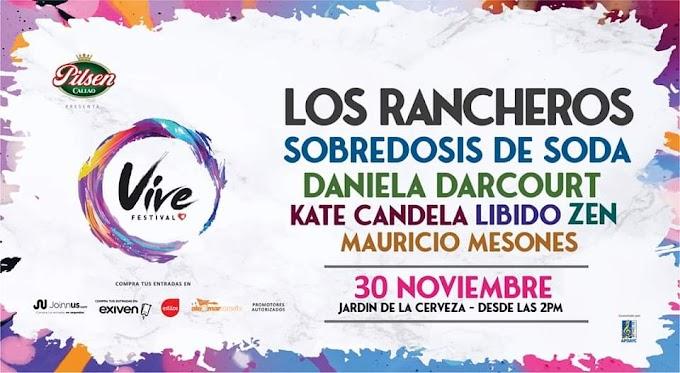 Festival Vive con los Rancheros y muchos mas en Arequipa - 30 nov