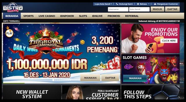 Situs Slot Online Indonesia Terpercaya 2020
