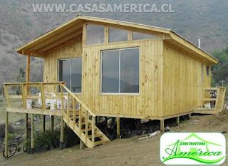 casa prefabricada america 42 metros cuadrados
