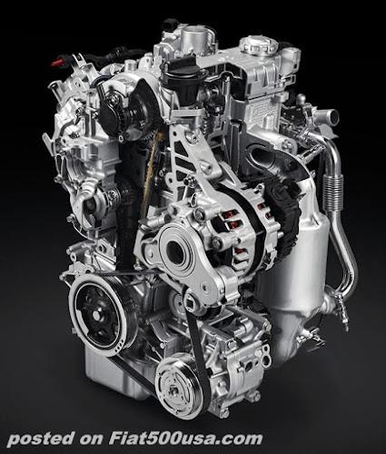Fiat Hybrid BSG Powertrain