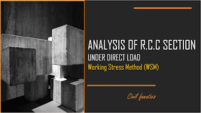 Analysis of Composite Sections by Elastic Theory ( Working Stress Method)
