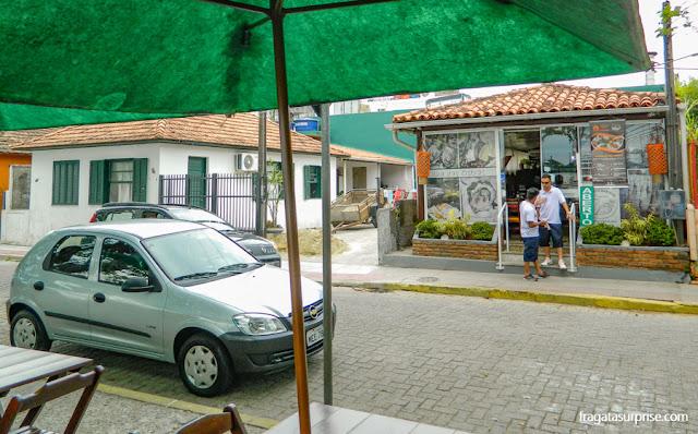 Bar de ostras de Santo Antonio de Lisboa