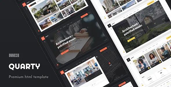 Best Architecture & Interior Design Premium Template