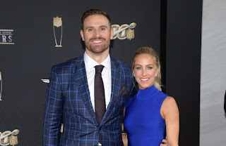 Chris Long With Wife