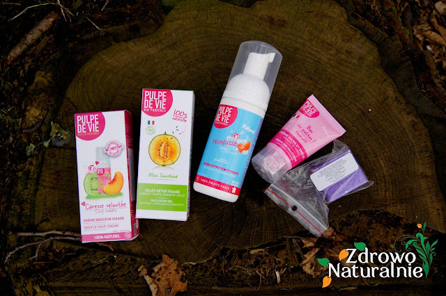 Naturalna, francuska pielęgnacja z kosmetykami od Pulpe De Vie