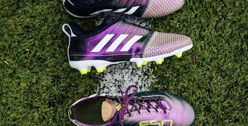 newest bc331 e4241 Adidas Glitch 18 1982 Copa   2010 F50 Adizero Throwback Boot Skins Released