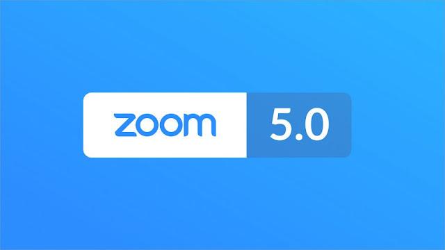 Masih Pakai Zoom? Perbarui Aplikasi Anda ke Versi 5.0
