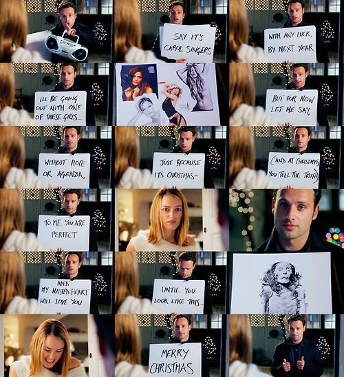 Frame By Frame Without Words Love Actually 2003