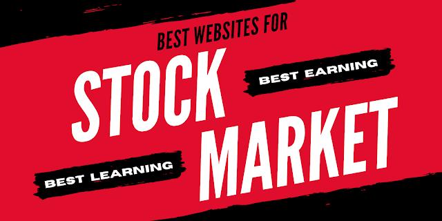 Best Websites For Stock Market