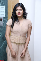 Hebah Patel in Brown Kurti and Plazzo Stuunning Pics at Santosham awards 2017 curtain raiser press meet 02.08.2017 002.JPG