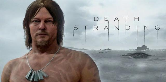 لعبة death stranding في فيديو جديد